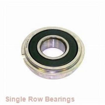 71455/71750 Single row bearings inch
