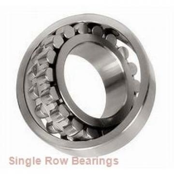 782/772A Single row bearings inch