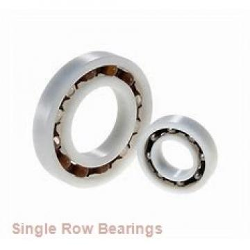 68450A/68709 Single row bearings inch