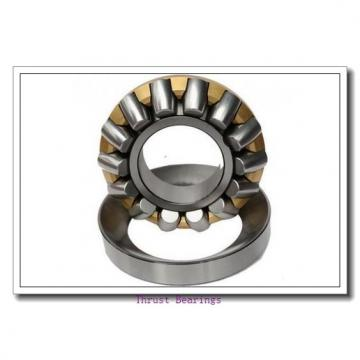 T6110F THRUST BEARING TYPES TTDWK AND TTDFLK