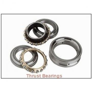 T1370 THRUST BEARINGS TYPES TTSP, TTSPS AND TTSPL