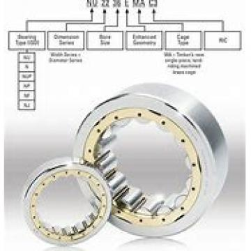 92/500 Thrust cylindrical roller bearings